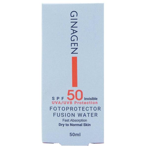 ضد آفتاب ژیناژن فیوژن واتر